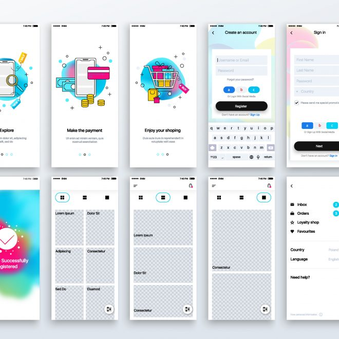 UX/UI BAM by Design